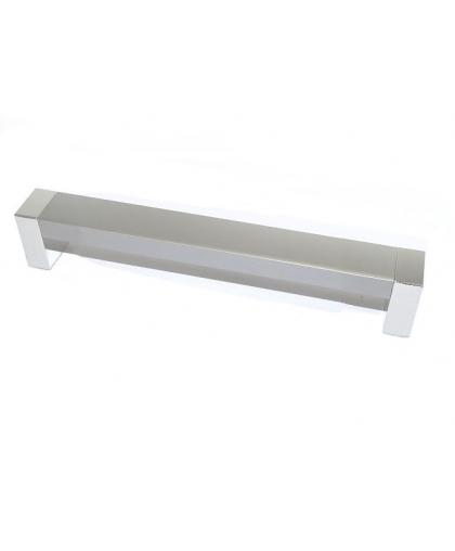 Ручка скоба C18 096 хром металлик